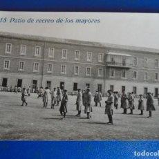 Postales: (PS-65184)POSTAL FOTOGRAFICA DE TUDELA-COLEGIO DE S.FRANCISCO JAVIER.PATIO DE RECREO DE LOS MAYORES.. Lote 261237325