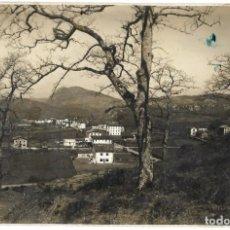Postales: LECUMBERRI. VISTA GENERAL - EDICIONES GARCÍA GARRABELLA - CIRCULADA AÑO 1943. Lote 261938710