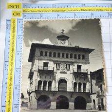Postales: POSTAL DE NAVARRA. AÑOS 30 50. OLITE CASA CONSISTORIAL 1 ARRIBAS. 876. Lote 262076160