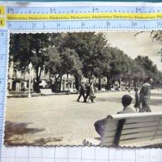 Postales: POSTAL DE NAVARRA. AÑOS 30 50. PAMPLONA, PASEO DE SARASATE. 52 DARVI. 883. Lote 262076635
