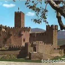 Postales: POSTAL A COLOR IMAGENES ESCUDO DE ORO PRIMERA COLECCION DE CASTILLOS Y FORTALEZAS Nº 23 JAVIER NAVAR. Lote 262476560