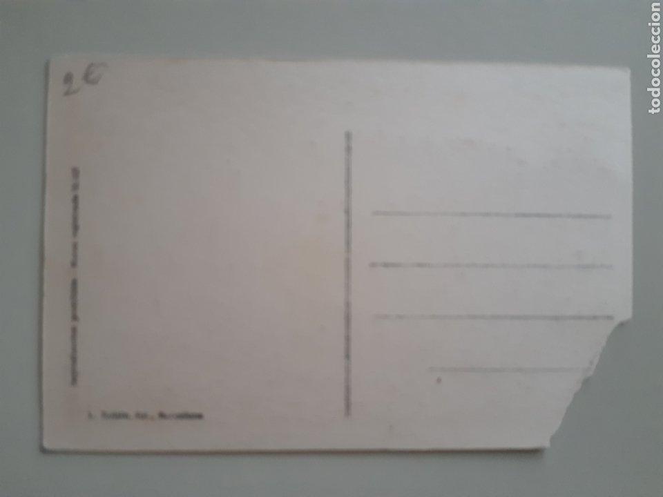 Postales: Tarjeta Postal Aibar Navarra Arcos de las Plaza de la Virgen Edita L Roisin - Foto 2 - 262552695