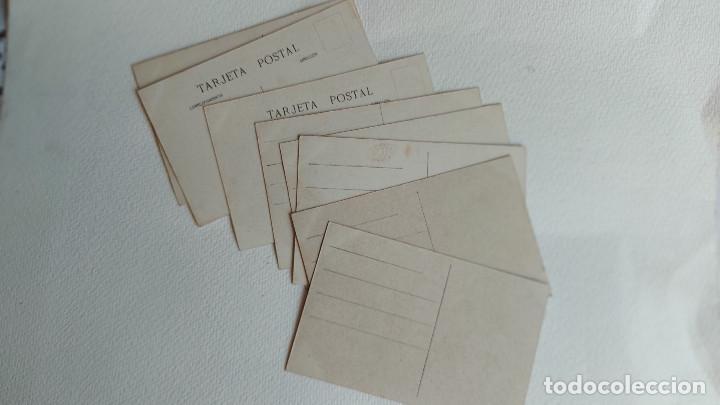 Postales: T- 793.- LOTE DE -- 8 -- POSTALES DE -- PAMPLONA -- DIVERSOS LUGARES DE LA POBLACION-- VER FOTOS - Foto 6 - 262679050