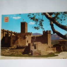 Postales: POSTAL NAVARRA, CASTILLO JAVIER.. Lote 262712410