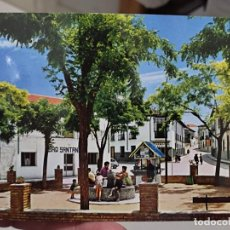 Postales: VALDEMORO PLAZA CANOVAS CASTILLO ED VISTABELLA ESCRITA 4. Lote 268878979