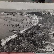 Postales: ALICANTE EXPLANADA ESPAÑA FOTO SANCHEZ 6 CIRCULADA. Lote 268887434