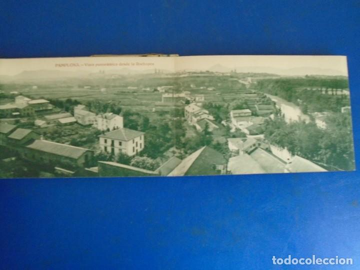 Postales: (PS-65721)BLOCK DE 20 POSTALES DE PAMPLONA-PRIMERA SERIE.ESTANISLAO ESPELOSIN - Foto 2 - 269363933