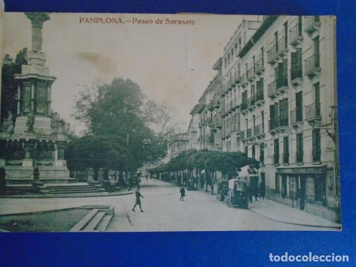 Postales: (PS-65721)BLOCK DE 20 POSTALES DE PAMPLONA-PRIMERA SERIE.ESTANISLAO ESPELOSIN - Foto 4 - 269363933
