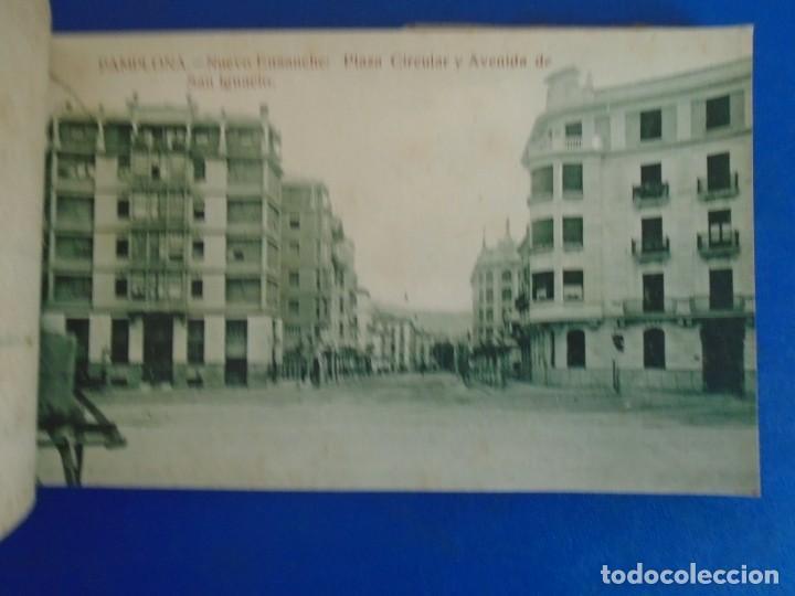 Postales: (PS-65721)BLOCK DE 20 POSTALES DE PAMPLONA-PRIMERA SERIE.ESTANISLAO ESPELOSIN - Foto 5 - 269363933