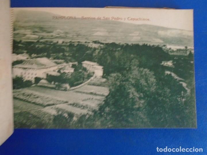 Postales: (PS-65721)BLOCK DE 20 POSTALES DE PAMPLONA-PRIMERA SERIE.ESTANISLAO ESPELOSIN - Foto 7 - 269363933