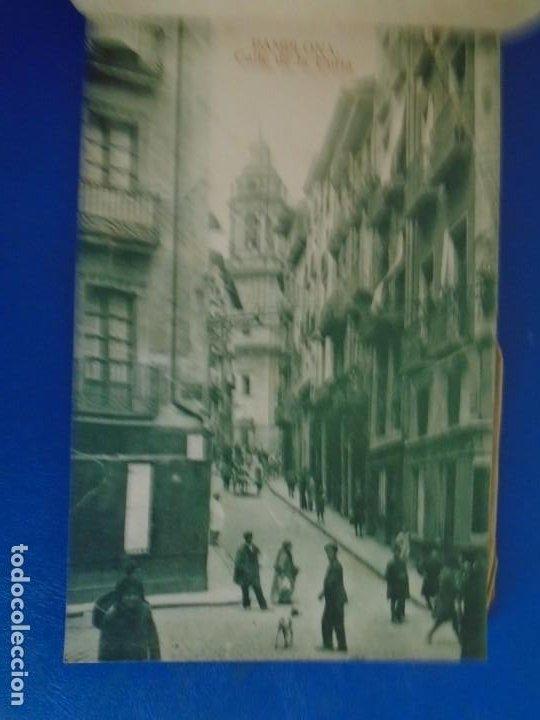 Postales: (PS-65721)BLOCK DE 20 POSTALES DE PAMPLONA-PRIMERA SERIE.ESTANISLAO ESPELOSIN - Foto 8 - 269363933