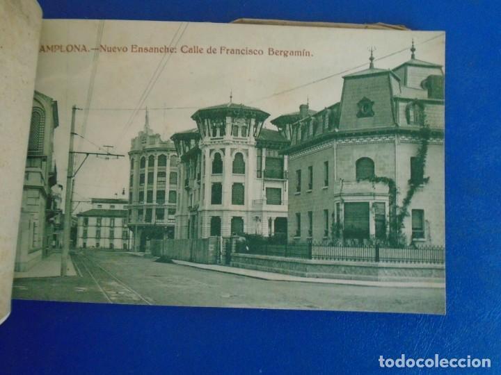 Postales: (PS-65721)BLOCK DE 20 POSTALES DE PAMPLONA-PRIMERA SERIE.ESTANISLAO ESPELOSIN - Foto 9 - 269363933