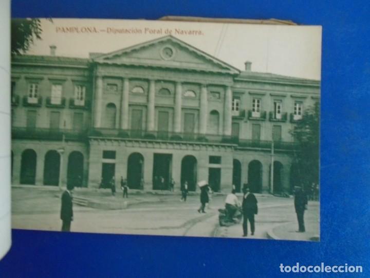 Postales: (PS-65721)BLOCK DE 20 POSTALES DE PAMPLONA-PRIMERA SERIE.ESTANISLAO ESPELOSIN - Foto 10 - 269363933