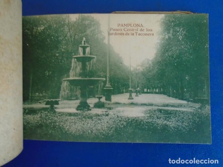 Postales: (PS-65721)BLOCK DE 20 POSTALES DE PAMPLONA-PRIMERA SERIE.ESTANISLAO ESPELOSIN - Foto 12 - 269363933