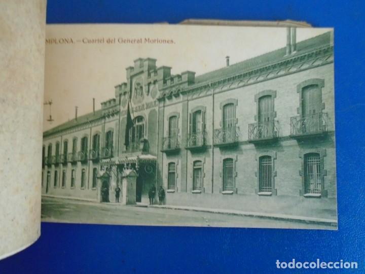 Postales: (PS-65721)BLOCK DE 20 POSTALES DE PAMPLONA-PRIMERA SERIE.ESTANISLAO ESPELOSIN - Foto 14 - 269363933