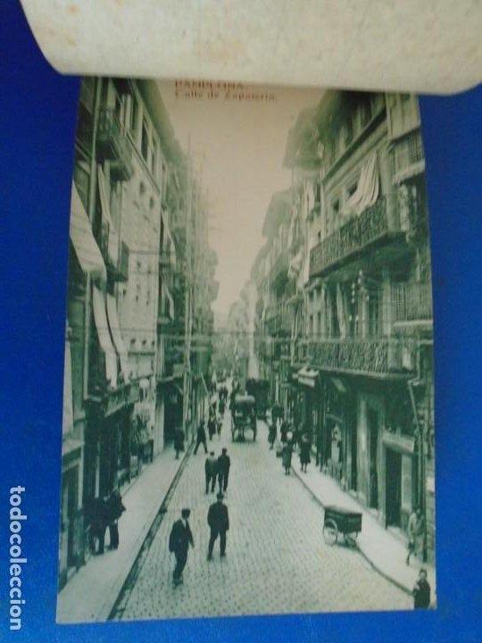 Postales: (PS-65721)BLOCK DE 20 POSTALES DE PAMPLONA-PRIMERA SERIE.ESTANISLAO ESPELOSIN - Foto 15 - 269363933