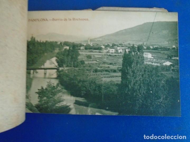 Postales: (PS-65721)BLOCK DE 20 POSTALES DE PAMPLONA-PRIMERA SERIE.ESTANISLAO ESPELOSIN - Foto 17 - 269363933