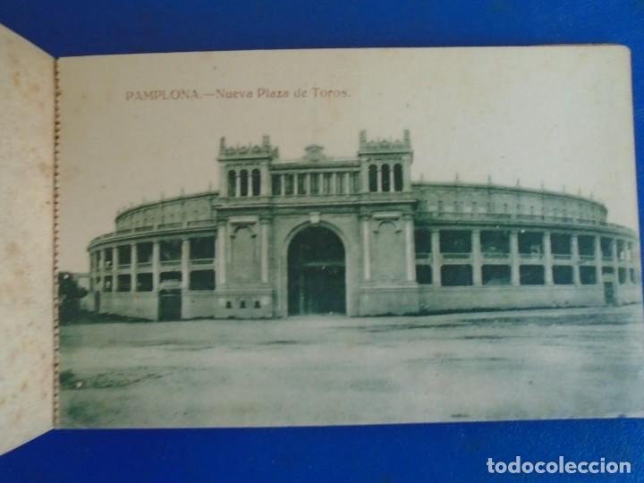 Postales: (PS-65721)BLOCK DE 20 POSTALES DE PAMPLONA-PRIMERA SERIE.ESTANISLAO ESPELOSIN - Foto 21 - 269363933