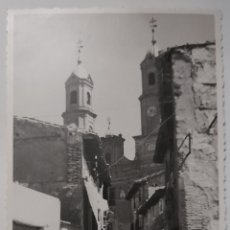 Postales: FOTOPOSTAL. FOTO GARCÍA. CORELLA (NAVARRA) NO CIRCULADA. Lote 269972723