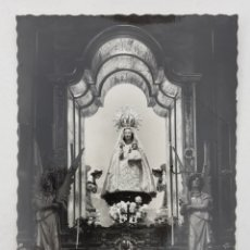 Postales: FOTOPOSTAL. NAVARRA. FITERO.- LA VIRGEN DE LA BARDA. SIN MARCA DE EDITOR. NO CIRCULADA. Lote 270095563
