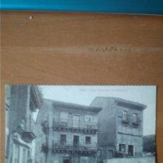 Postales: LEZO (NAVARRA) - CASA SOLARIEGO DE LOS LEZOS (COL. EDIT. POR CAJA DE NAVARRA/DIARIO DE NOTICIAS). Lote 270108798