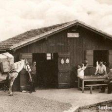 Postales: VERA DEL BIDASOA - ALTO DE LARUN CIRCULADA EN 1955. Lote 270346693
