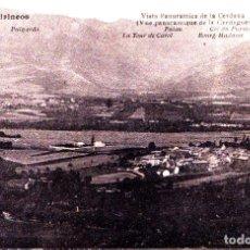 Postales: LOS PRINEOS (GERONA) - VISTA PANORAMICA DE LA CERDAÑA. Lote 270377733