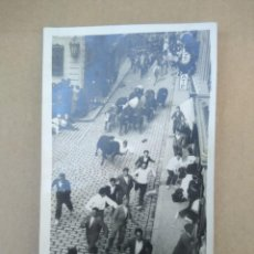 Postales: POSTAL SAN FERMINES J. GALLE FOTOGRAFO PAMPLONA. Lote 270904168