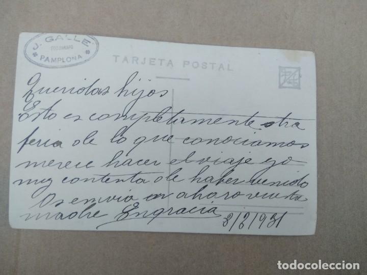 Postales: Postal san fermines J. GALLE fotografo pamplona - Foto 2 - 270904168