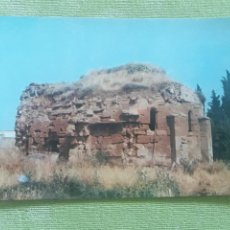 Postales: ABADIA CISTERCIENSE DE STA. MARIA REAL DE LA OLIVA - CARCASTILLO - CAPILLA STO. CRISTO. Lote 271778443