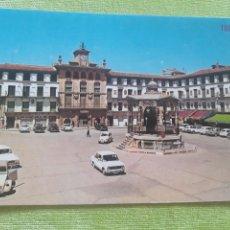 Postales: TUDELA - PLAZA DE LOS FUEROS. KIOSKO. Lote 271781038