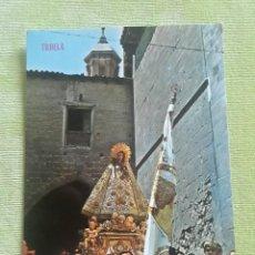 Postales: TUDELA (NAVARRA) - PROCESIÓN DE SANTA ANA 1991. Lote 271782313