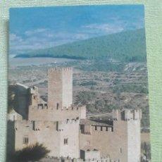 Postales: CASTILLO DE XAVIER - NAVARRA - VISTA GENERAL. Lote 271782873