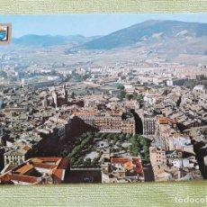 Postales: PAMPLONA - VISTA AÉREA CENTRO CIUDAD. Lote 271927528