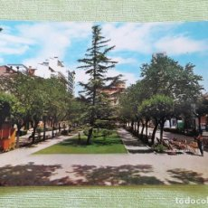 Postales: TUDELA (NAVARRA) - PASEO DE INVIERNO. Lote 271928468