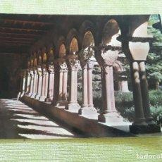 Postales: TUDELA (NAVARRA) - CLAUSTRO DE LA CATEDRAL. Lote 271928648