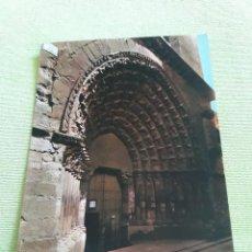 Postales: TUDELA (NAVARRA) - CATEDRAL PUERTA DEL JUICIO. Lote 271928788