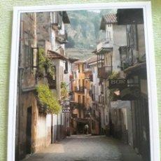 Postales: LAREDO - CANTABRIA - RUA SAN MARCIAL - PUEBLA VIEJA. Lote 272434143
