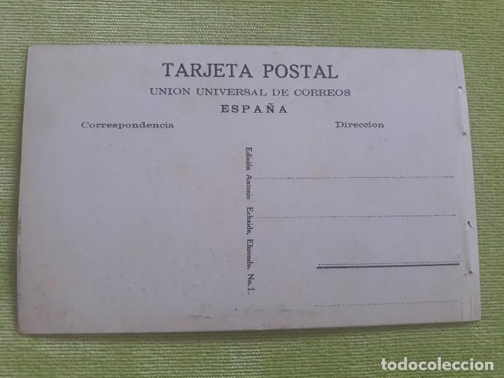 Postales: Elizondo - Carretera a Francia - Edición Antonio EchaIde nº 1 - SIN CIRCULAR - Foto 2 - 273253288