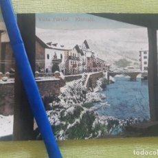 Postales: ELIZONDO - VISTA PARCIAL NEVADO- EDICIÓN ANTONIO ECHAIDE Nº 10 - SIN CIRCULAR. Lote 273253518