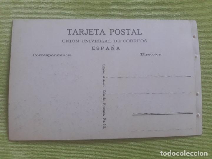 Postales: Elizondo - Vista parcial nevado- Edición Antonio EchaIde nº 10 - SIN CIRCULAR - Foto 2 - 273253518