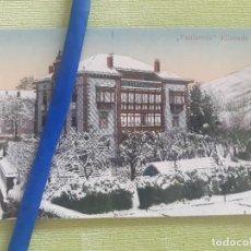 Postales: ELIZONDO - PAULARENA NEVADO - EDICIÓN ANTONIO ECHAIDE Nº 5 - SIN CIRCULAR. Lote 273254063