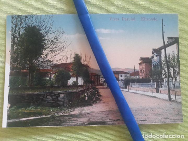 ELIZONDO - VISTA PARCIAL - EDICIÓN ANTONIO ECHAIDE Nº 7 - SIN CIRCULAR (Postales - España - Navarra Antigua (hasta 1.939))
