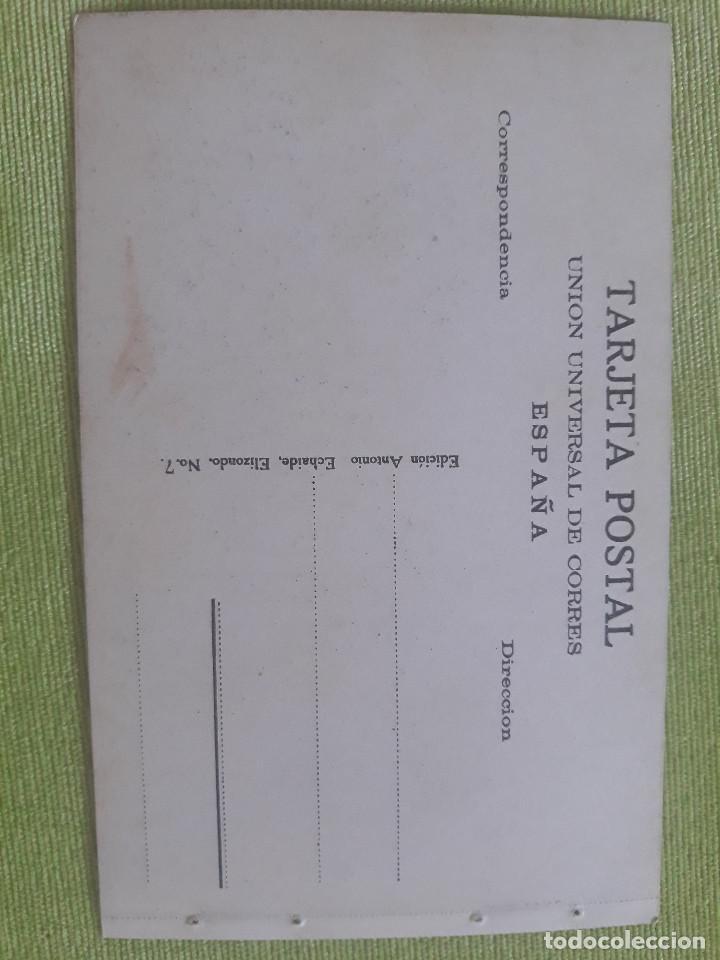 Postales: Elizondo - Vista parcial - Edición Antonio EchaIde nº 7 - SIN CIRCULAR - Foto 2 - 273255073
