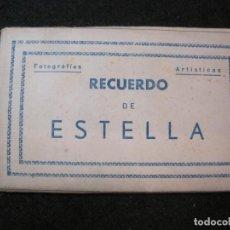 Postales: ESTELLA-BLOC CON 10 POSTALES FOTOGRAFICAS-IMP·GARBAYO-VER FOTOS-(82.461). Lote 274432413