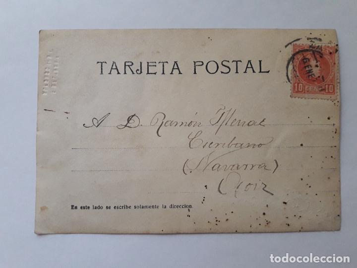 Postales: Tarjeta postal circulada - Foto 2 - 276518763