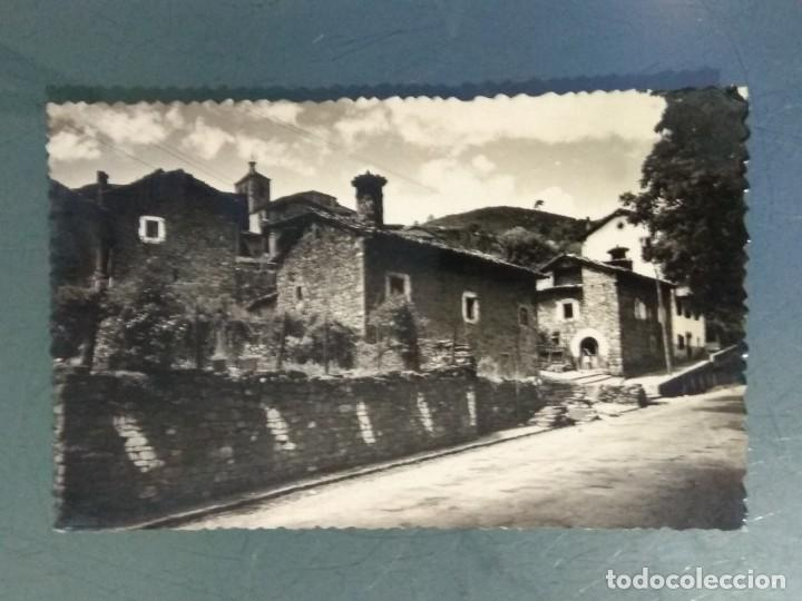 POSTAL 7 RONCAL - VISTA PARCIAL. (Postales - España - Navarra Antigua (hasta 1.939))
