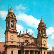 Postales: EM1069 PAMPLONA FACHADA DE LA CATEDRAL GARRABELLA Nº19. Lote 276986173