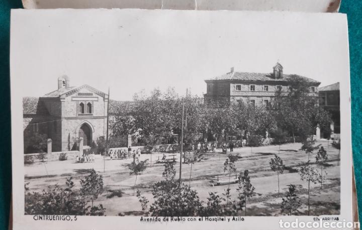Postales: CINTRUÉNIGO POSTAL FOTOGRÁFICA BLOC RECUERDO NAVARRA ED. ARRIBAS 1950 - Foto 6 - 277142218