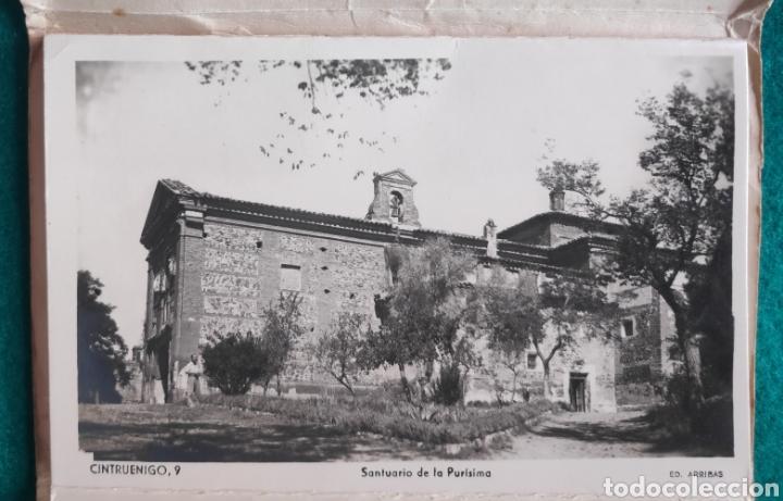 Postales: CINTRUÉNIGO POSTAL FOTOGRÁFICA BLOC RECUERDO NAVARRA ED. ARRIBAS 1950 - Foto 10 - 277142218
